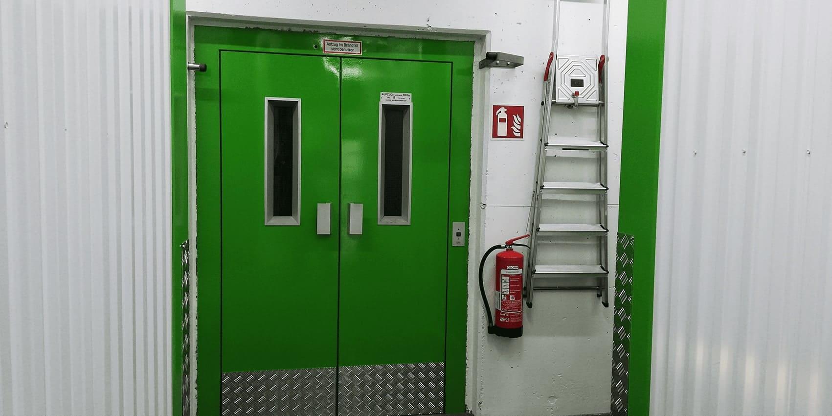 Dein Stauraum Aufzug Lagerraum