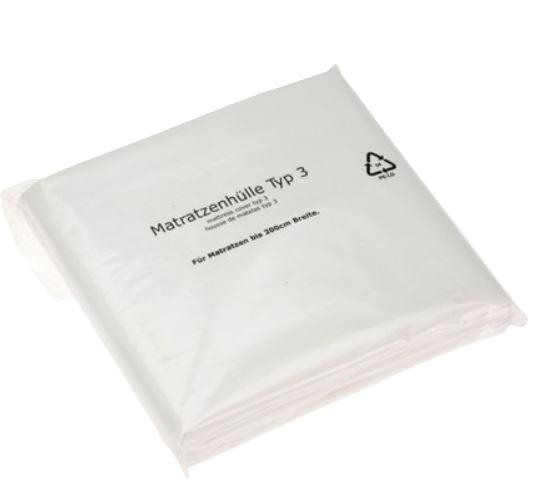Stauraum Matratzenschutzhülle Typ 3