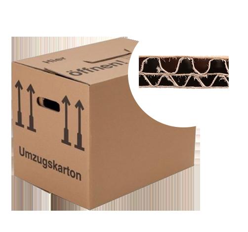 Stauraum Umzugskarton Compact